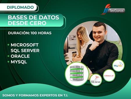 Diplomado Bases de Datos Desde Cero