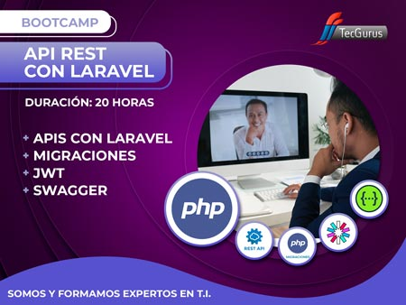 Bootcamp API REST con Laravel