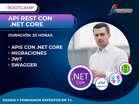 Bootcamp API REST con .NET Core