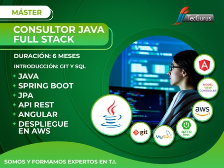 Carrera Consultor Java Full Stack