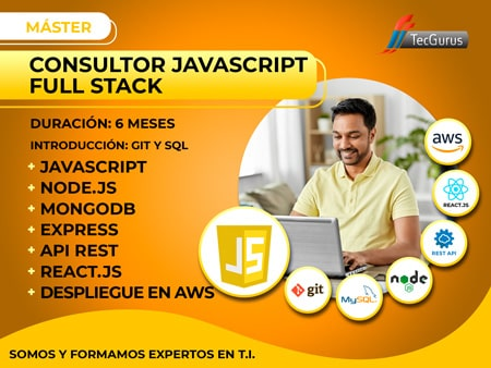 Carrera Consultor Javascript Full Stack