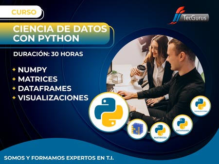 Ciencia de Datos con Python