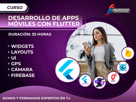 Desarrollo de Apps Móviles con Flutter