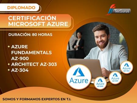 Diplomado Certificación Microsoft Azure