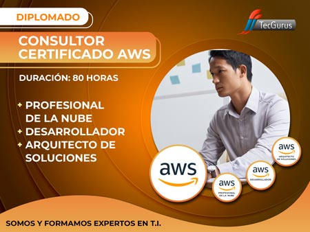Diplomado Consultor Certificado AWS