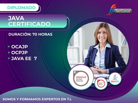 Diplomado Java Certificado