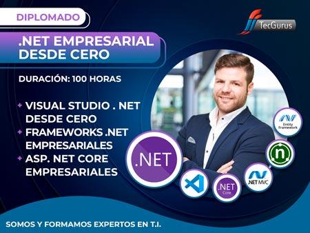 Diplomado .NET Empresarial Desde Cero