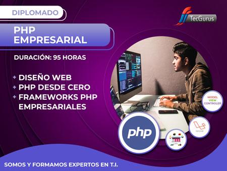 Diplomado PHP Empresarial