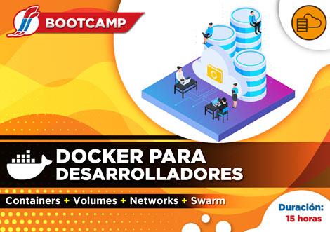 Bootcamp Docker para Desarrolladores