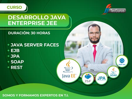 Desarrollo Java Enterprise JEE