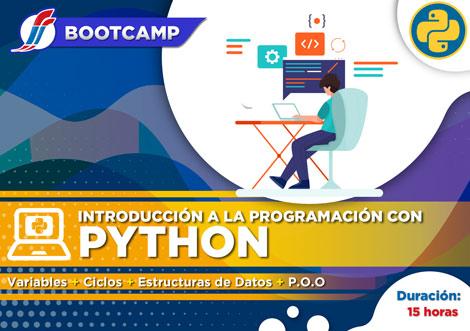 Bootcamp Introducción a la Programación con Python
