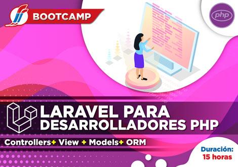 Bootcamp Laravel para Desarrolladores PHP