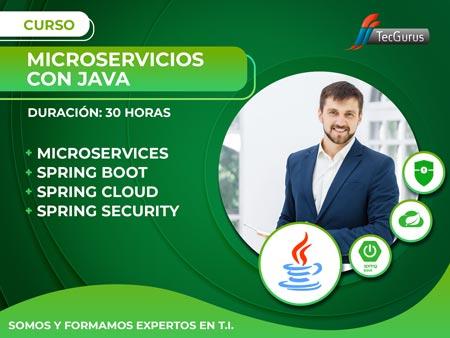 Microservicios con Java
