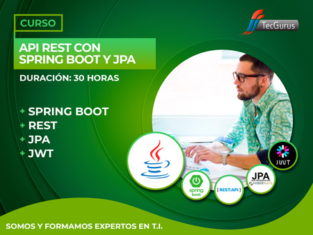 Bootcamp API REST con Spring Boot y JPA
