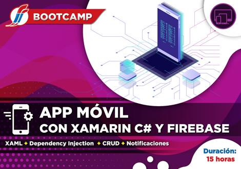 Bootcamp App Móvil Multiplaforma con C#