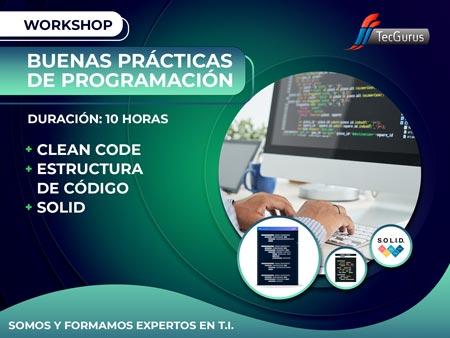 Workshop Buenas Prácticas de Programación