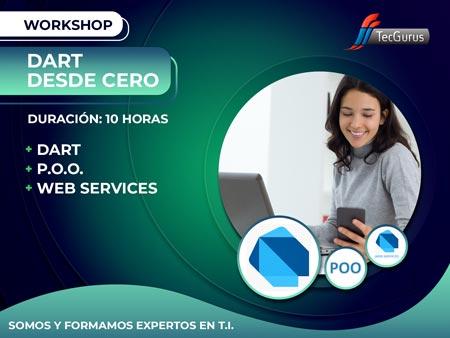 Workshop Dart Desde Cero