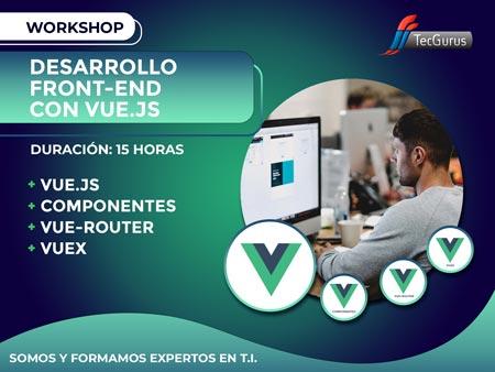 Workshop Desarrollo Front-End con Vue.js
