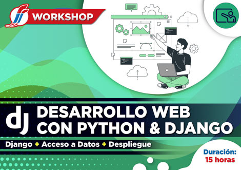 Workshop Desarrollo Web con Python & Django