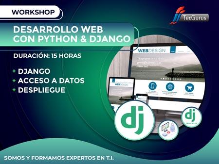 Workshop Desarrollo Web con Python & Django