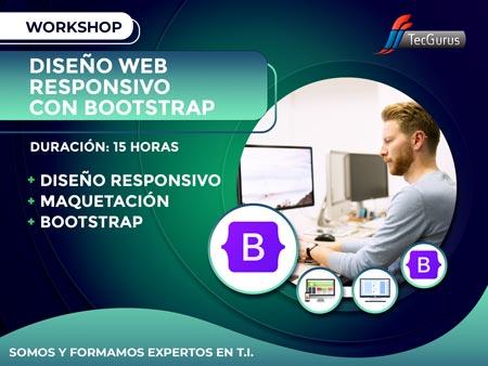 Workshop Diseño Web Responsivo conBootstrap
