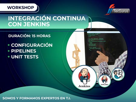 Workshop Integración Continua con Jenkins