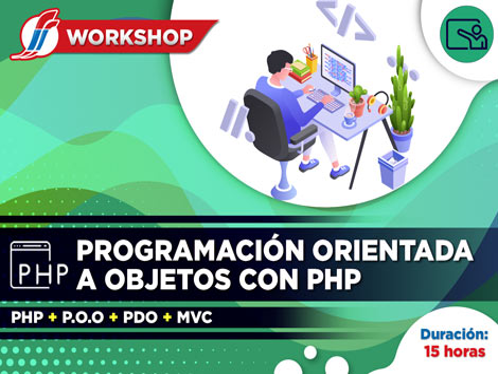 Workshop Programación Orientada a Objetos con PHP