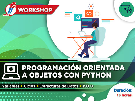 Workshop Programación Orientada a Objetos con Python