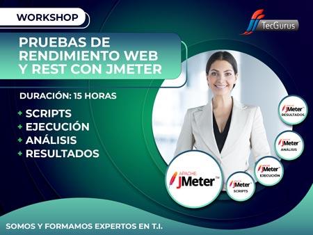 Workshop Pruebas de Rendimiento Web y REST con JMeter