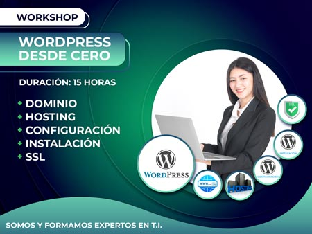 Workshop WordPress Desde Cero