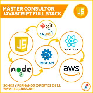 Carrera Consultor Javascript Full Stack