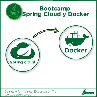 Bootcamp Spring Cloud y Docker